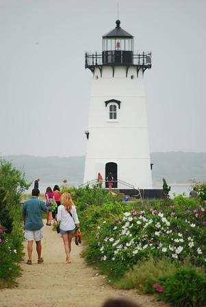 Memorial Day 2012: Edgartown Light