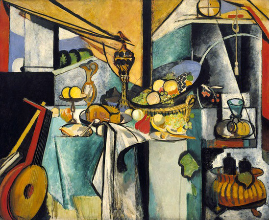 Matisse after de Heem 1915