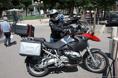 Provence - Côte d'Azur, Août 2007