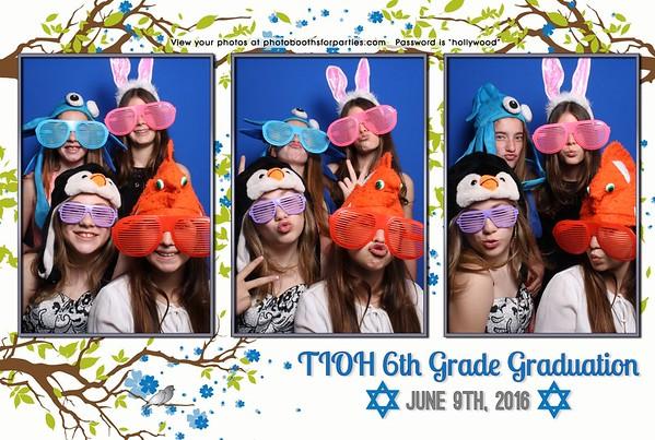 TIOH 6th grade graduation