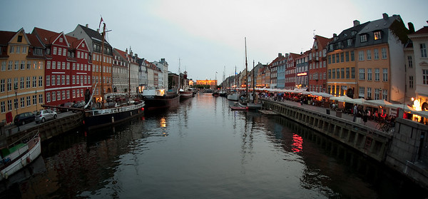 Denmark 2009 Copenhagen Streets