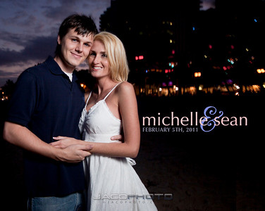 Michelle and Sean Engagement