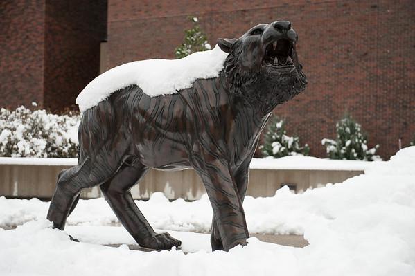 11/27/13 Winter Campus Scenics