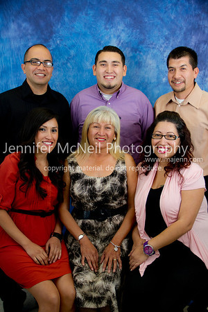 Elida R and Family
