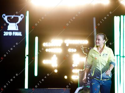 2019 FedCup Final Australia vs France