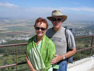 2011-05-06 - Megiddo Mt-Carmel Nazareth