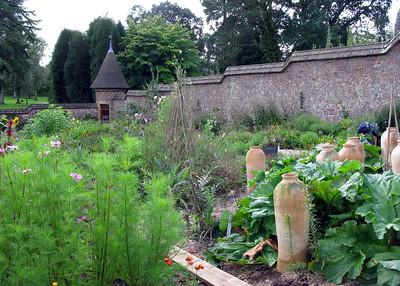 Knightshayes Court: A Victorian vegetable garden and woodland garden