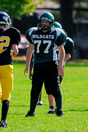 Midgets Week 4 - Raiders v. Wildcats