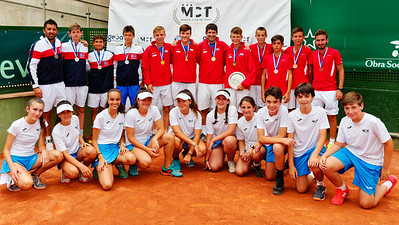 Tennis Europe Summer Cups final boys 14 years and under 2019