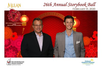 RMHC of SWFL Storybook Ball 2020