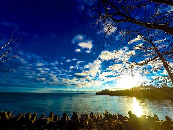 Lakewood Park Sunrise Timelapse