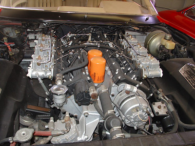 Ferrari 365 GTC/4 Spyder