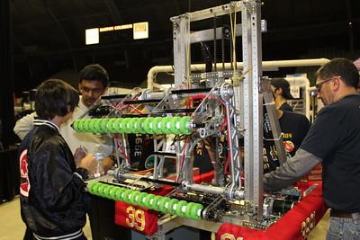 2018 Arkansas Rock City Regional FIRST Robotics Competition