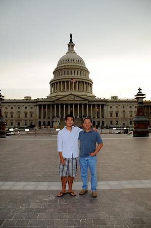6-5-2009 Brian & Garrett Saito New Apt.