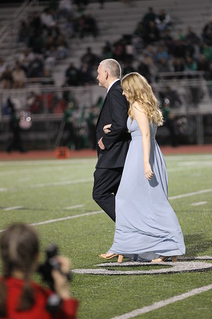 2018-10-26 Homecoming Queen and King