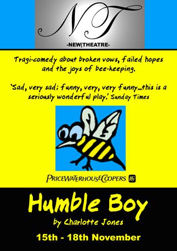 Humble Boy poster