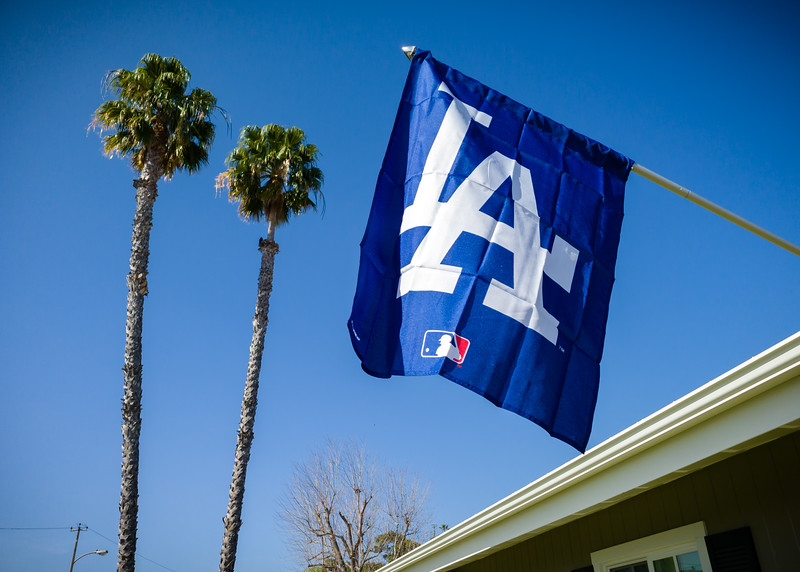 World Champion Los Angeles Dodgers (Mobile)