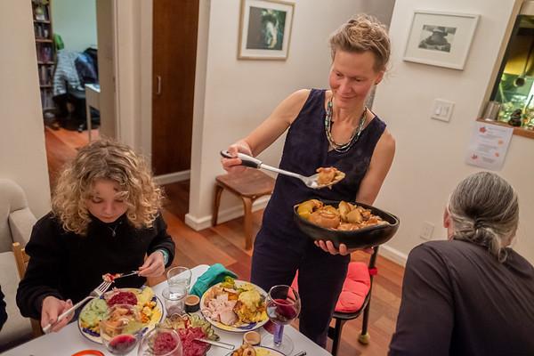 2019 Thanksgiving at the Nikonorow's