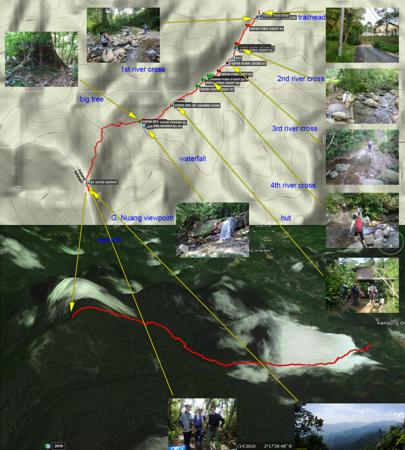 Bukit Repin (1,341 m) Day Hike 21-Jul-2013