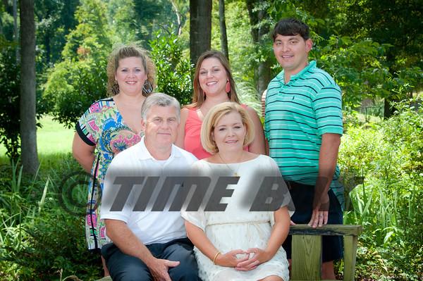 Harrison Family 2013