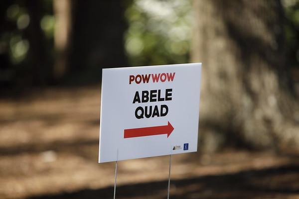April 8, 2017, Duke Pow Wow