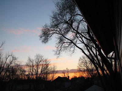Dayton sunrises sunsets  2012
