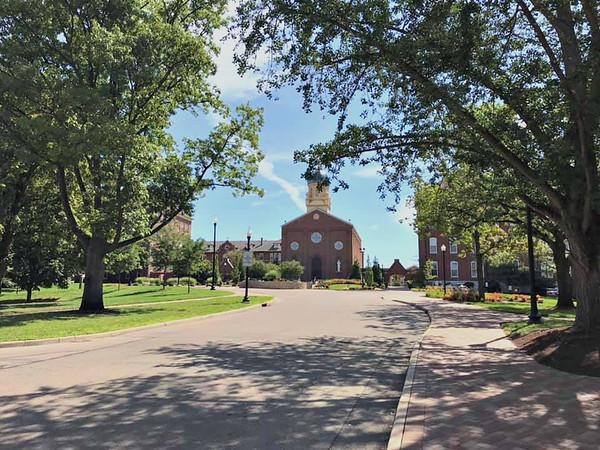 University of Dayton, - 2019