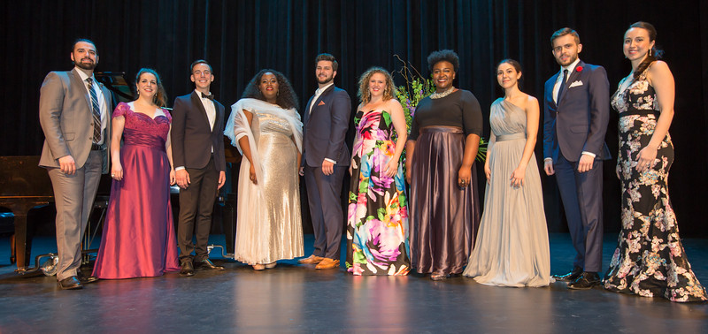 29th National Voice Competition Miami - April 8, 2017