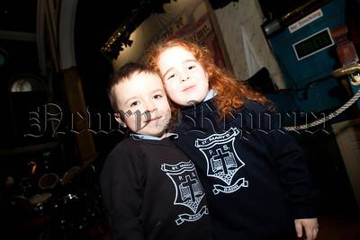 Ciaran McSherry and Amelia Rice. R1404008