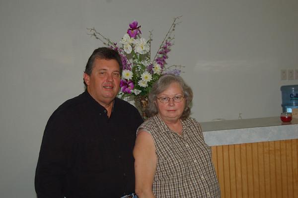 David and Linda