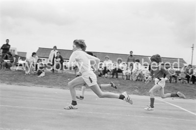 William Harding School sports, June 1978
