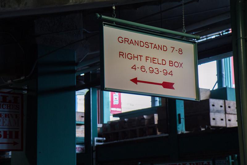 Right Field Box