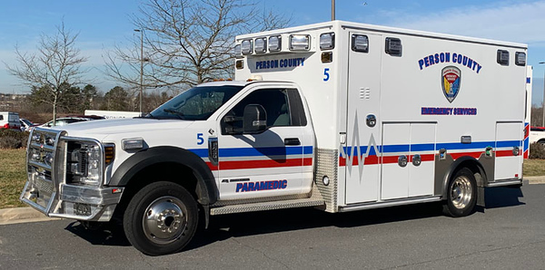 Person County EMS
