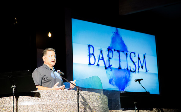 Baptisms - January 24-25, 2015