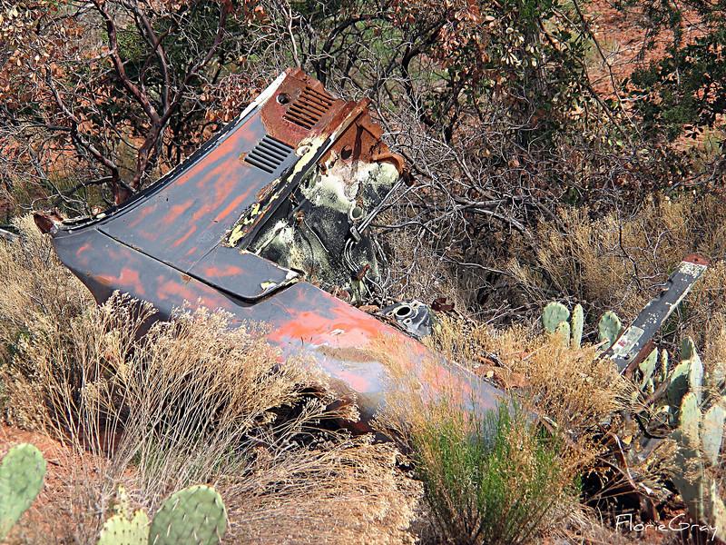 Abandoned ??? in the High Desert