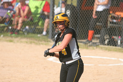2012 Girls Softball Sectional Finals