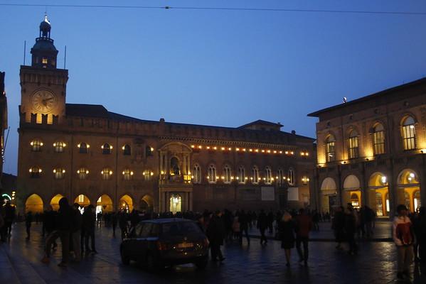 Bologna January 2016