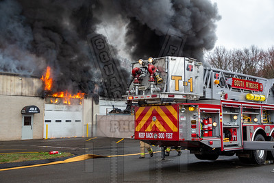 South Windsor, Ct 2nd alarm plus 4/8/20