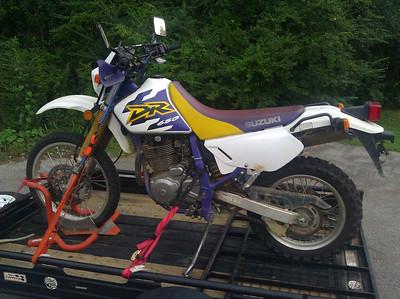 1998 Suzuki DR650