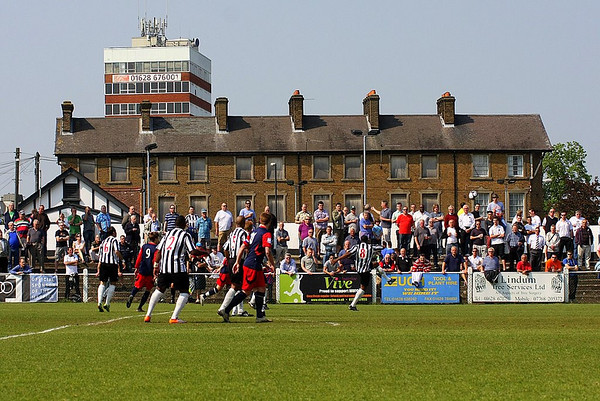 Maidenhead United - York Road