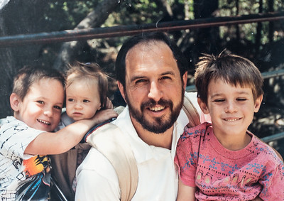 Historic Barone Family photos