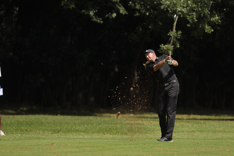 2018 Old Mutual Zimbabwe Open: Day 2