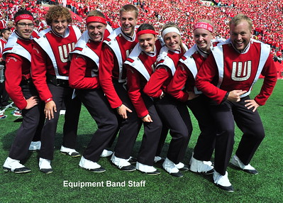 2012  Meet the Band Staff