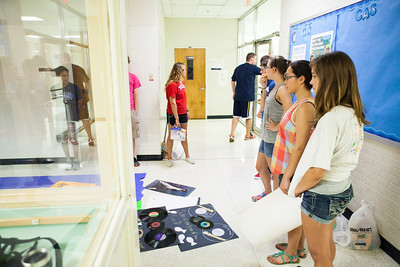 2013 Homecoming Hallway Decorating