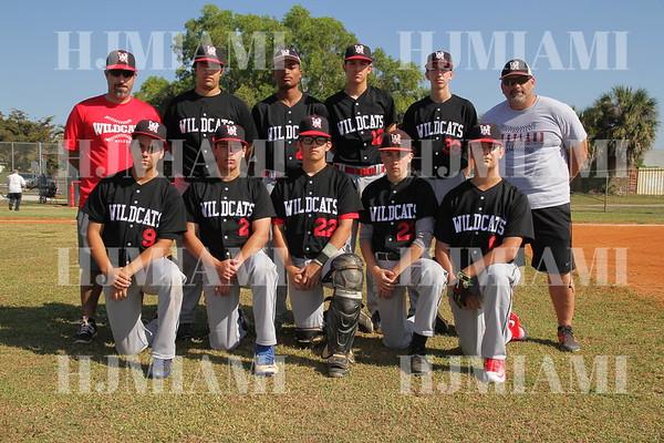 JV Baseball 3-11