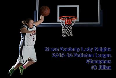 Grace Lady Knights 15-16