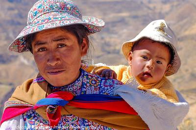 Peru -- the People