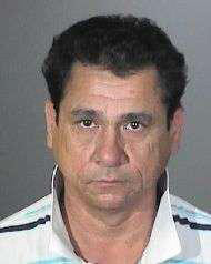 . Javier Magdaleno, 54, transient, is was arrested Monday, April 17,