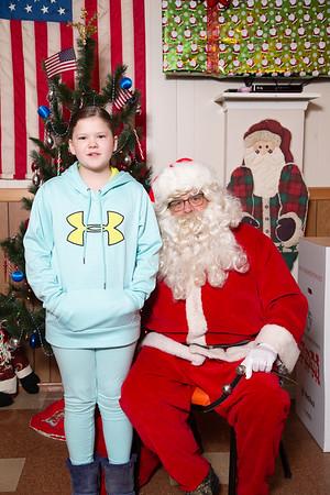 AmVets Santa