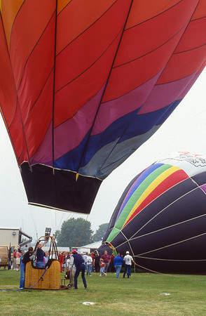 Springfield Balloon Festival 1992